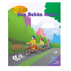 1-1041 I'm Safe! on My Bike Activity Book - Creole
