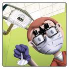 11-5290 Large Format Teaching Cards - Dental Health