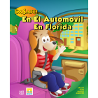 FL2-1173 Spanish Car Safety Activity Coloring Book  - Florida
