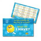 13-1013 What Do I Have Symptoms Palm Card