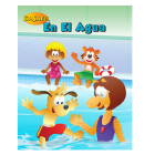 7-1451 I'm Safe! in the Water Activity Book - Spanish