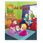 5-1720 I'm Safe! at Home Activity Book - English