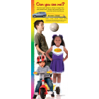 2-3782 Life Size Can You See Me? Standup Banner