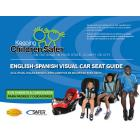 2-6000 Visual Car Seat Guide for Parents - English/Spanish