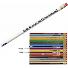 Health and Safety Education Pencil