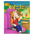 2-3130 I'm Safe! in the Car Activity Sticker Book Bilingual
