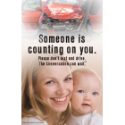 3-6056 Someone is Counting on You Poster - English