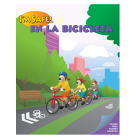 1-3290 I'm Safe! On My Bike Activity Book - Spanish