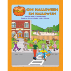 6-4052 I'm Safe! on Halloween Activity Book - Bilingual