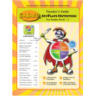 11-4002 MyPlate Nutrition Teacher's Guide for Early Childhood