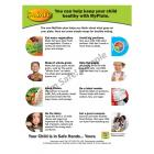 11-4014 Easy Reader Tip Sheet - MYPlate Nutrition