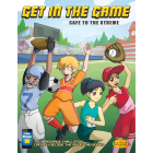 10-4628 Get In The Game Safe To The Xtreme Activity Book