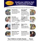 3-5045 Parent Tip Sheet - Distracted Driving - English