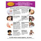 11-5051 Easy Reader Tip Sheet - Dental Health - Spanish