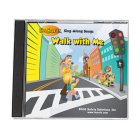 "6-1731 ""Walk with Me"" Sing-Along Songs CD - English"