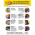 6-5010 Parent Tip Sheet - School Bus Safety - English