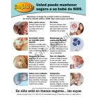 11-6011 Easy Reader Tip Sheet - SIDS Prevention -Spanish