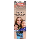 3-6058 Someone's is Counting on You Bookmark - English
