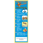 7-3215 My Water Safety Checklist Bookmark - Spanish
