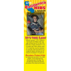 CA-BM California Booster Law Bookmark - Front