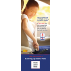 3-8015 Seat Belt - Click It or Ticket - Info-Pledge Card