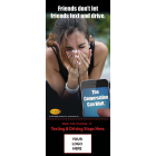 3-8010 Friends Don't Let Friends Text & Drive Info-Pledge Card