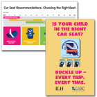 """Is your child in the right seat?"" Cell Phone Screen Cleaner"
