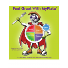 11-4028 Feel Great With MyPlate Magnets