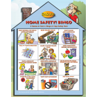 5-1713 Home Safety Bingo Game - English