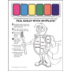 11-4020 MyPlate Paint Sheet - English