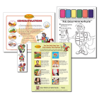 MyPlate Nutrition Education Refill Kit