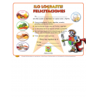 "11-4019 ""MyPlate"" Healthy Eating Award Certificate - Spanish"