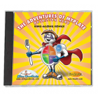 MyPlate Sing-Along Song CD