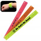 Reflective Slap Bracelets