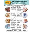 11-6010 Easy Reader Tip Sheet - SIDS Prevention