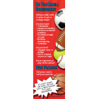 TF-4895 Concussion Prevention Bookmark - ThinkFirst