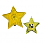Star Shaped LED Blinking Safety Light