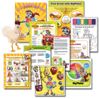 11-4001 MyPlate Nutrition Education Kit for Early Childhood