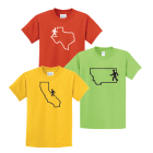 State Walk-to-School T-Shirts