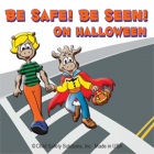 6-1367 Custom Halloween Safety Stickers