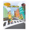 6-1330 I'm Safe! Walk With Me Storybook - English