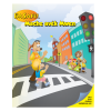 6-1341 I'm Safe! Walk With Me Activity Book - Creole