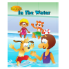 7-1450 I'm Safe! in the Water Activity Book - English