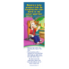 Booster Seat Bookmark