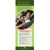 2-3894 Heatstroke Prevention Stand Up Banner