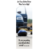 """3-4205 """"Are you a better driver when you're high?"""" Bookmark"""
