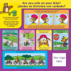 1-3305 Bicycle Safety Tabletop Display - Bilingual