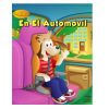 2-4170 I'm Safe! in the Car Activity Book Spanish