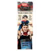 3-6045 Everyone is Someone's Hero Bookmark - English