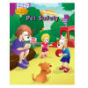 9-1260 I'm Safe! With My Pet Storybook - English